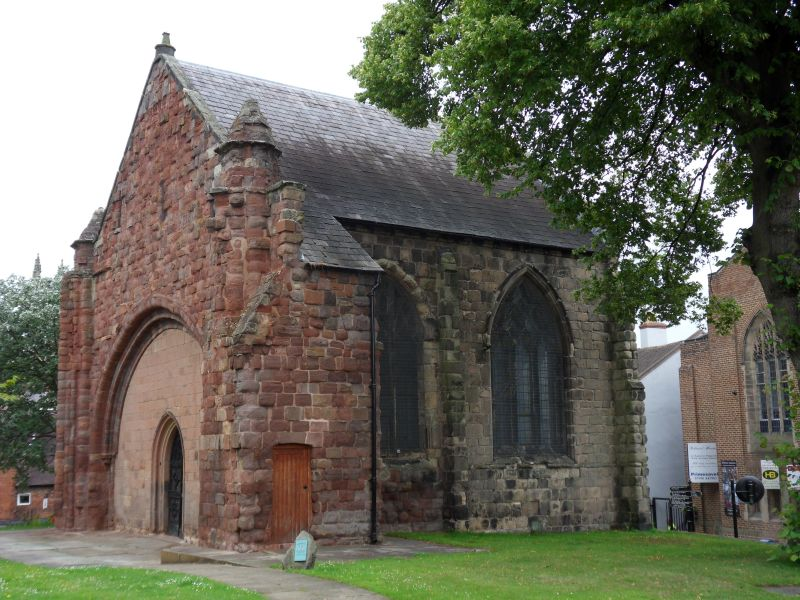 Scheduled Ancient Monuments in Shropshire